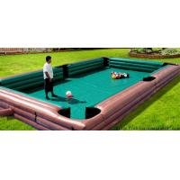 Best sports game inflatable human billiards,CUZU balls game wholesale
