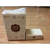 China Napkin High Quality Facial Paper Tissue With 390count on sale