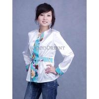 Comfortable White Blouse