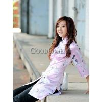 China Pink Lily Blouse on sale