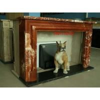 China 2014 Carved Stone Fireplace Design Ideas Marble Firplaces For Sale UK on sale