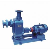 ZW self-priming jam-less dirt drain pump