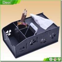 Best Desk plastic makeup tissue drawer storage box pencil and tissue and so on wholesale