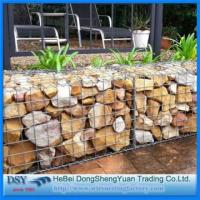 Quality ISO Quality Gabion Boxes/Stone Cages wholesale