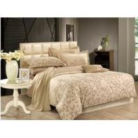 Quality Vine Bamboo Cotton Bed Sheet wholesale