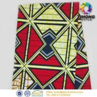 Best African Print Fabric 100% Cotton Hitarget Wax Prints Picture wholesale