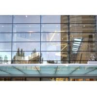 Best 10.38mm PVB Laminated Tempered Glass Curtain Walls wholesale