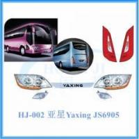 Best Yaxing bus spare parts JS6905 headlamp, tail lamp, fog lamp wholesale