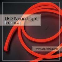 Best 50M 220V RGB LED Neon Flex 5050 SMD 16.4*8MM Neon Rope Full Color Changing strip light wholesale