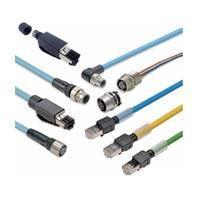 Industrial Ethernet Cables XS5, XS6