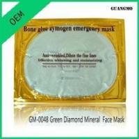 Best Crystal Collagen Green Diamond Face facial mask wholesale