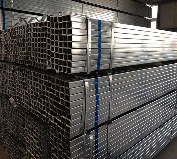 China GALVANIZED SQUARE TUBE NO.: C09