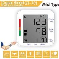 Edit Wrist Style Medical Equipment Digital Blood Pressure Monitor