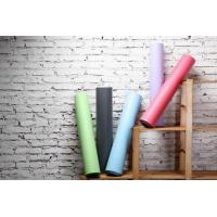 Best Nature rubber PU leather yoga mat wholesale