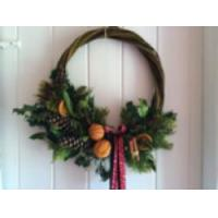 Best Art & Craft Days - Christmas Wreaths & Swags  Willow - Essex wholesale