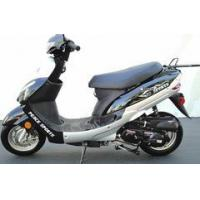 China Scooters 50cc Lancer 50cc Cruising Gas Scooter Moped - ScooterHighway.com on sale