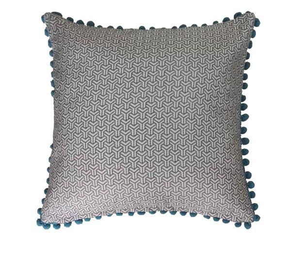 Details Of Cushion Cushion Covers With Pom Pom 47990410