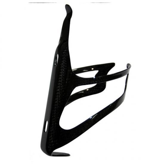 Cheap hot sales full carbon fibre bottle cage bottle holder with package bicycle accessories matte finish for sale