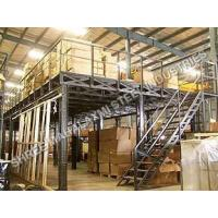 Best Slotted Angle Mezzanine Floor Product Code08 wholesale