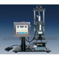 Buy cheap Semi-auto Capping Machine from wholesalers