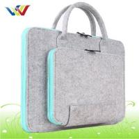 Best Laptop Bag Felt Fabric laptop bag with fashion design wholesale