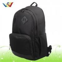 Buy cheap Backpack Fashon Black Laptop Backpack For Young from wholesalers