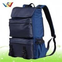 Buy cheap Backpack Most durable laptop backpack with leather from wholesalers