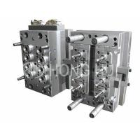 Quality 8 cavities justable self lock pneumatic valve type preform mould 2 wholesale