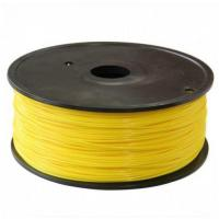 Buy cheap ABS/PLA 3D Printer Filament RepRap 1kg/roll Golden from wholesalers