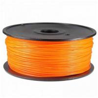 Buy cheap 3D Printer Filament ABS/PLA 1kg/roll Orange from wholesalers