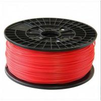 Buy cheap 3D PrinteR Filament RepRap ABS/PLA 1kg/roll Red from wholesalers