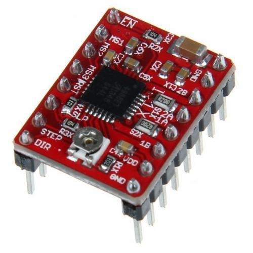 Cheap 3D Driver boards (18) StepStick A4988 Stepper Driver Module for sale