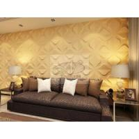 Best Paintable Decorative PVC 3d Wall Panels/Boards For Home Interior Design wholesale