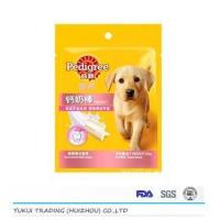 Best 125 Centigrade Customized Heat Seal Retort Pouch Pet Food Bag with high Barrier wholesale