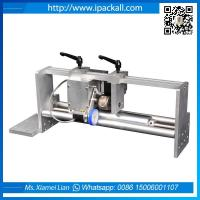 Best NY-809A Automatic Plastic Film Bag Hole Punching Machine for Bags Round Air Hole wholesale