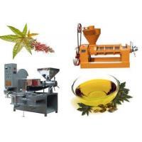 Oil Extraction Machine Castor oil extraction plant