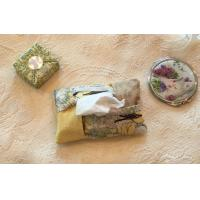 Yellow Bird Tissue Pack Cover