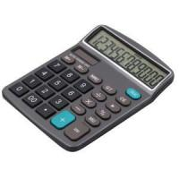 Quality Solar power 12 digits desktop calculator with big button wholesale
