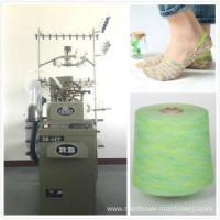 Best Easy Operated Terry Sock Knitting Machine wholesale