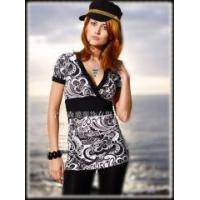 Buy cheap OL Style V-Neck Waist Dress from wholesalers