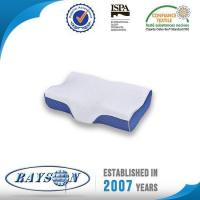 Best High Density Slow Rebound Orthopedic Memory Foam Pillow with Knitted Fabric Cover wholesale