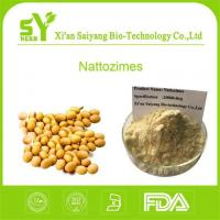 Nattokinase /Buy Best Organic Nattokinase Powder for Lowering Blood Pressure