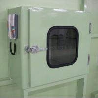 Best Hospital Cleaning Rooms Stainless Steel Electronic Interlock Pass Box with UV Lights Equipment wholesale