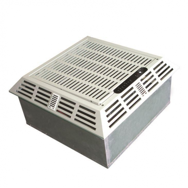Duct Air Purifier : Details of ceiling mount air duct cleaners top