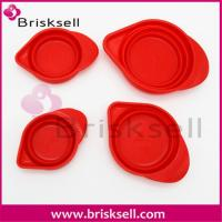 China silicone measuring cup set BKS-a1011 on sale