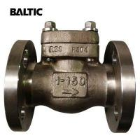 Best ASTM A182 F304 Small Size Lift Check Valve, 1 Inch, 150 LB, RF wholesale