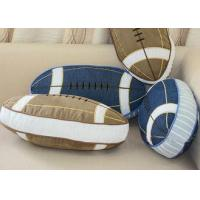 Buy cheap 100% Cotton Personalized Fashion Gifts Embroidered Patchwork American Football from wholesalers