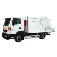 compactor garbage truck