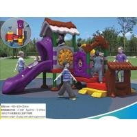 Best Competitive Price Children Outdoor Plastic Playground Structures Used in Kindergarten and Park wholesale