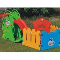 Best bear single slide with ball pool with cheap price wholesale